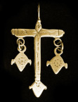 Cross with Dangles