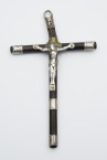 Chonta Wood-Silver cross